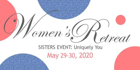 Sisters Event: Uniquely You tickets