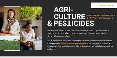Agriculture & Pesticides: Sortons de la dépendance à cette relation toxique billets