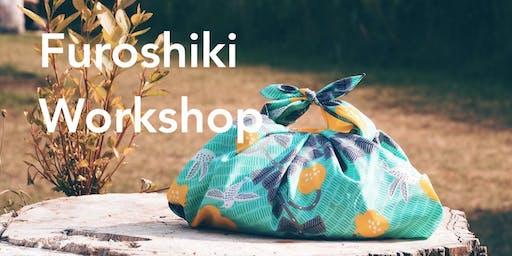 Furoshiki Workshop in Schötz