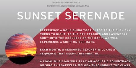 Sunset Serenade  tickets