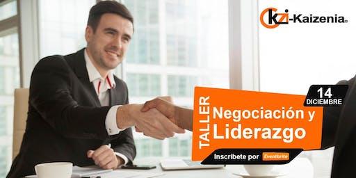 Taller de Negociación y Liderazgo