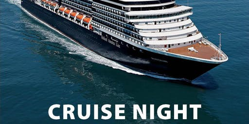 Join Us!! Free Travel Talk with Holland America Line