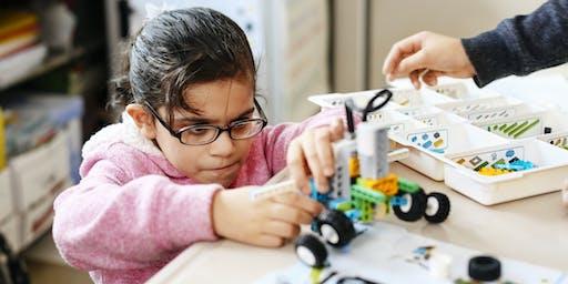 Learn it LEGO Junior Robotics (6-9yrs)