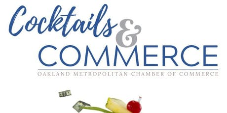 Cocktails & Commerce, Small Business & NonProfit Fair tickets