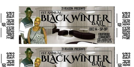 1st Annual Black Winter Happy Hour Ball