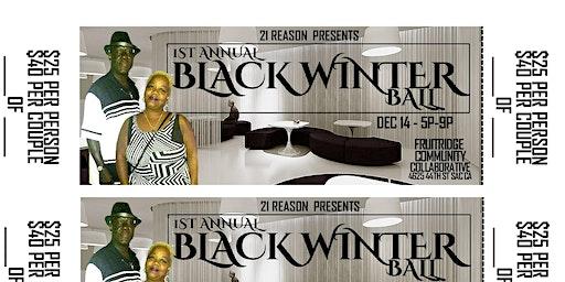 1st Annual Black Winter Happy Hour Ball