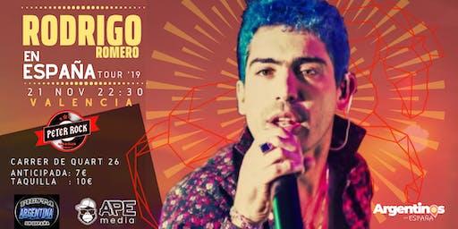 """TRIBUTO A RODRIGO """"EL POTRO"""" + FIESTA en Valencia"""