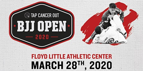 Tap Cancer Out 2020 Connecticut BJJ Open - Coach and Spectator Tickets tickets