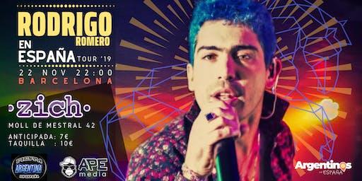 """TRIBUTO A RODRIGO """"EL POTRO"""" + FIESTA en Barcelona"""