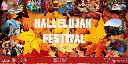 19th Annual Hallelujah Festival