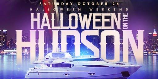 Halloween On The Hudson, Princess Yacht