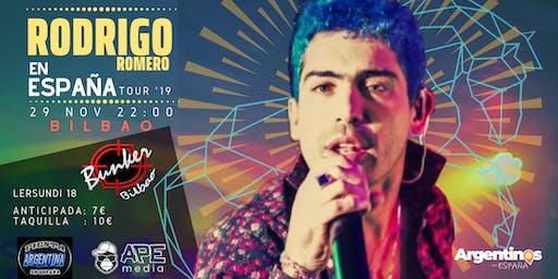 """TRIBUTO A RODRIGO """"EL POTRO"""" + FIESTA en Bilbao"""