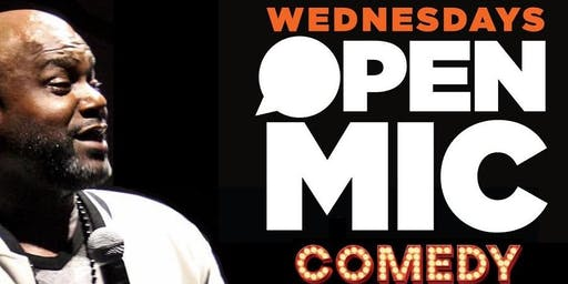 Wednesday Open Mic Comedy ATL
