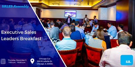 Executive Sales Leaders Breakfast tickets