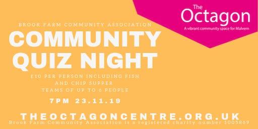 Community Quiz Night