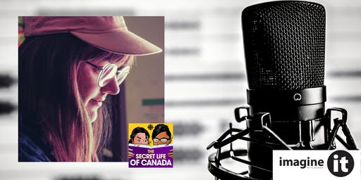 ImagineIt Podcasting Workshop with Katie Jensen