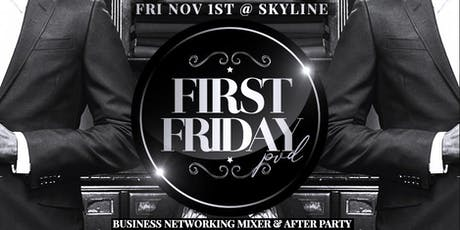 First Friday PVD Business Networking Mixer & After Parry tickets