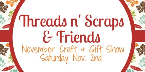 Threads n' Scraps & Friends Handmade items & Gift