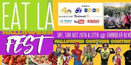 Eat LA Halloween Fest tickets