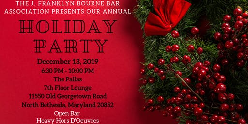 2019 JFB HOLIDAY PARTY
