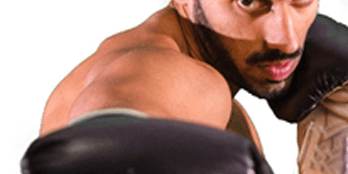 Bollywood Boxing!