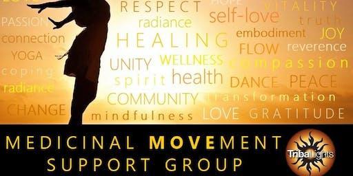 TribaLights: Medicinal Movement Suppot Group
