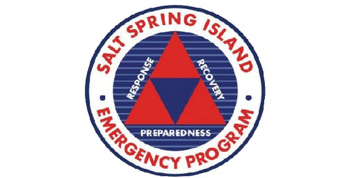 Salt Spring Emergency Resilience Training (SSERT)