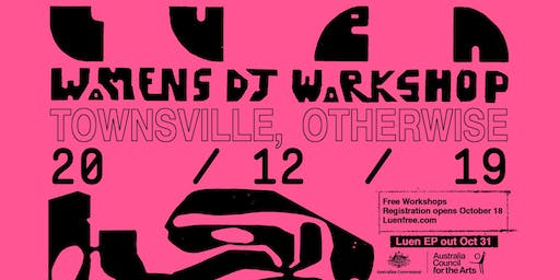 Womens DJ Workshops Townsville