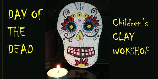 Day of the Dead clay workshop