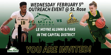 Le Moyne Dolphin Athletic Association - Albany Outreach Event tickets