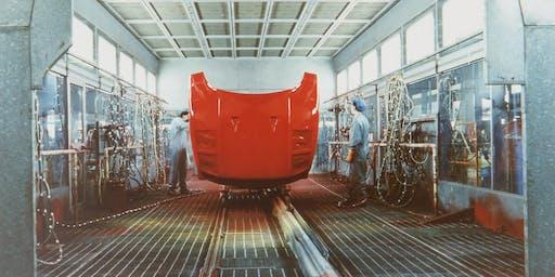 Visita guidata alla mostra Prospettive Industriali di Luigi Ghirri