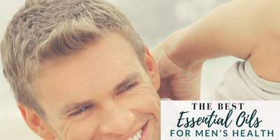 Essential Oils for Men's Health
