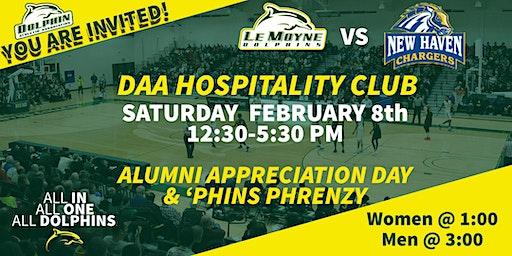 Dolphin Athletic Association Hospitality Club Event - 'Phins Phrenzy