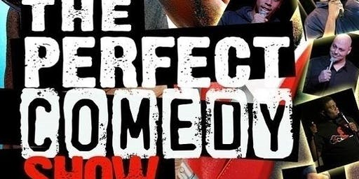 The Perfect Comedy Show in Sweet Auburn