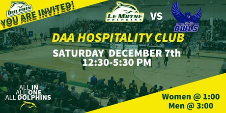 Dolphin Athletic Association Hospitality Club Event tickets