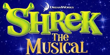Twelfth Night Movie Magic - Shrek the Musical tickets