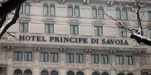 HALLOWEEN MILANO 2019 - HOTEL PRINCIPE DI SAVOIA| BJOY