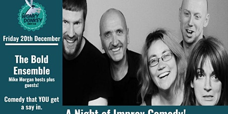 A Night of Improv with the Bold Ensemble tickets