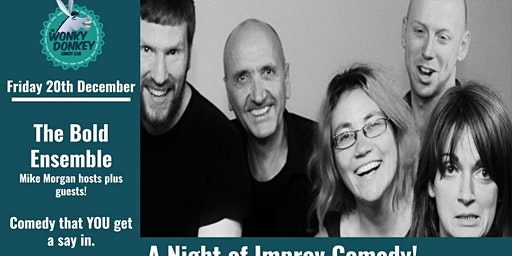 A Night of Improv with the Bold Ensemble