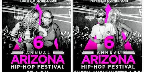 6th Annua Arizonal Hip Hop Festival tickets