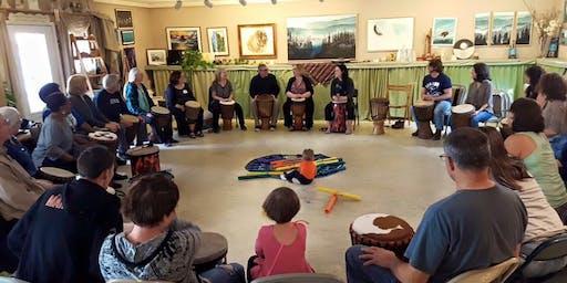 Healing Drum Circle