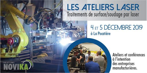 Ateliers laser 2019