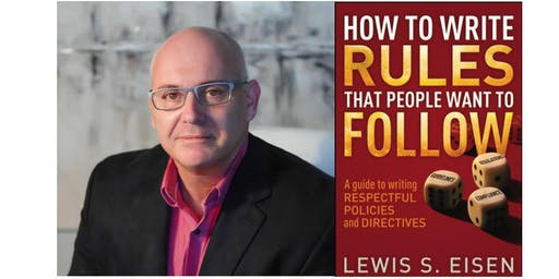 Writing Effective IM Policies with Lewis Eisen