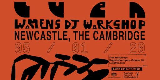 Womens DJ Workshops Newcastle