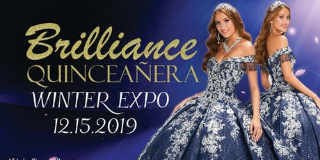 BRILLIANCE QUINCEANERA WINTER EXPO tickets