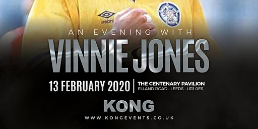 An Evening With Vinnie Jones
