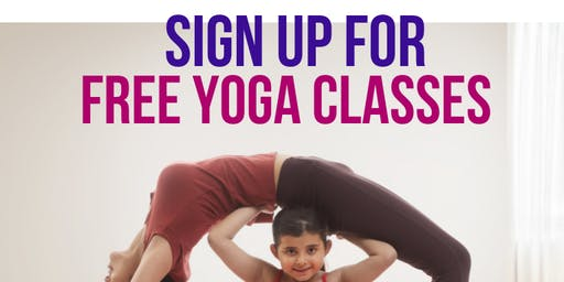 FREE YOGA CLASS BY SANSAR