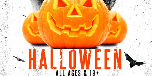 All Ages Halloween Party @ Rockpile | Thurs. Oct 31 | Toronto's Biggest All Ages Halloween Party!