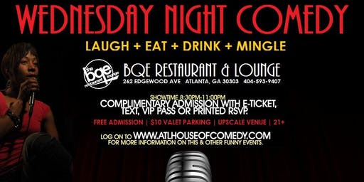 The Wednesday Night Comedy Show!