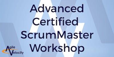 Advanced Certified ScrumMaster Workshop (ACSM) - Austin